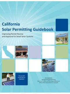 Solar Permitting Guidebook 4th Edition