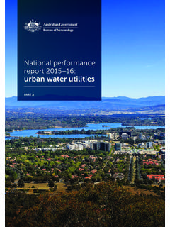 Urban National Performance Report 2016