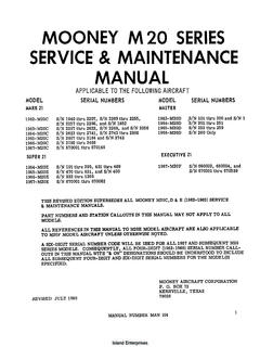 Service & Maintenance Manual - Adventures in Flying!