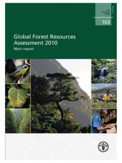 Seven themes of sustainable forest management Productive ...