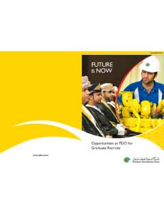 FUTURE IS NOW - PDO
