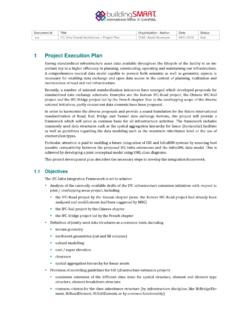 1 Project Execution Plan - buildingSMART Australasia