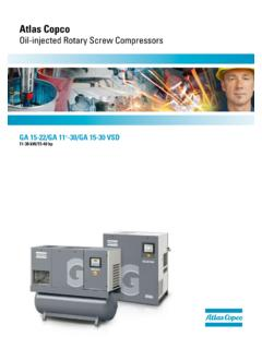 Atlas Copco - Washing Equipment of Texas