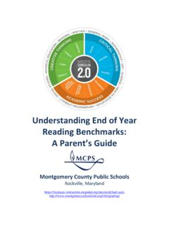 Understanding End of Year Reading Benchmarks