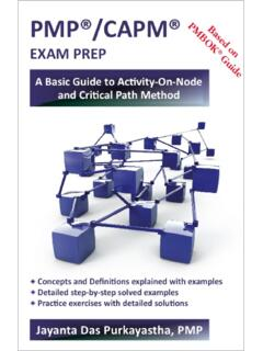 A thorough and in-depth preparation guide for PMP® and ...