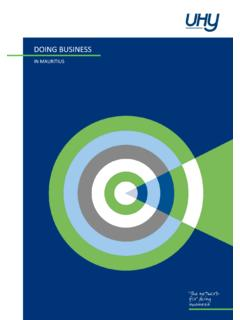 UHY Doing Business Guide