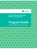 Program Guide - palliativecareswo.ca