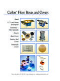 Carlon Floor Boxes and Covers