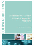 GUIDELINES ON STABILITY TESTING OF COSMETIC …