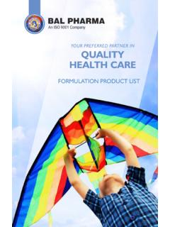 YOUR PREFERRED PARTNER IN QUALITY HEALTH CARE