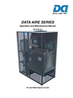 DATA AIRE SERIES