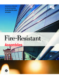 USG Fire-Resistant Assemblies Catalog (English) - SA100