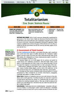 Totalitarianism - History With Mr. Green