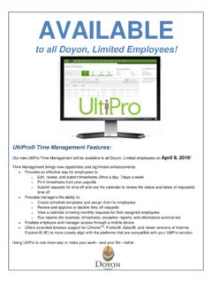 to all Doyon, Limited Employees!