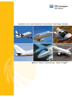 Commercial and General Aviation Coatings Guide
