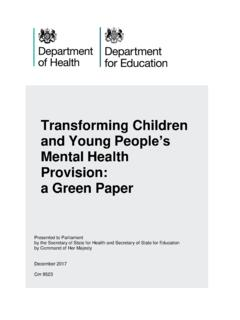 Transforming Children and Young People's