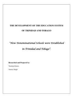 THE DEVELOPMENT OF THE EDUCATION SYSTEM OF …