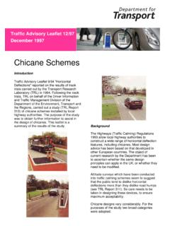 TRAFFIC ADVISORY LEAFLET X/06 - UK Roads Ltd