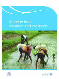 iwd report final chapter 1 - India Environment Portal
