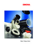 Pipes, Fittings, Valves - Eurofusion AS