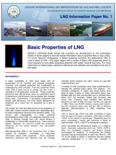 Basic Properties of LNG - giignl.org