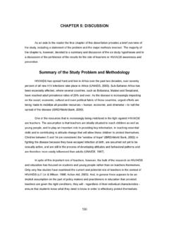 Summary of the Study Problem and Methodology
