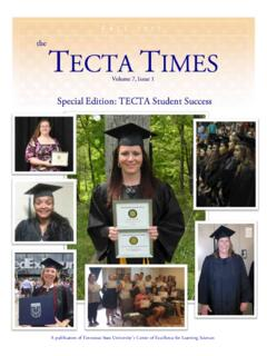 TECTA TIMES - Tennessee State University