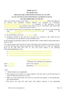 Sl No STATE CITY ADDRESS DETAILS INCOME TAX OFFICE     / sl