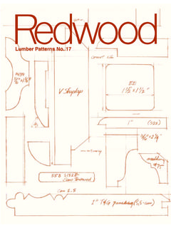 Redwood Lumber Patterns