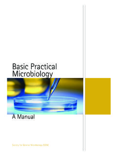 Basic Practical Microbiology