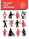 The myth of the baby boomer - CPA