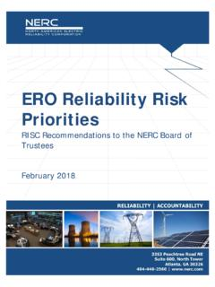 ERO Reliability Risk Priorities - nerc.com