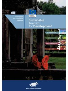 Sustainable Tourism for Development Guidebook