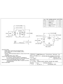 BLP2032SM-GTR Datasheet and Technical …