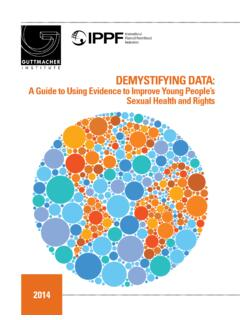 Demystifying Data: A Guide to Using Evidence to Improve ...
