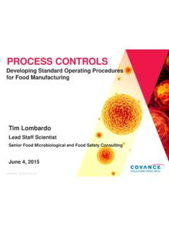 PROCESS CONTROLS - California Almonds