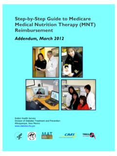Step-by-Step Guide to Medicare Medical Nutrition Therapy ...