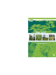 FRA 2015 Terms and Definitions - fao.org