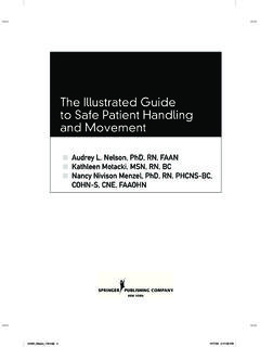 The Illustrated Guide to Safe Patient Handling and …