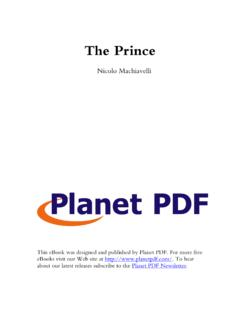 The Prince - World history