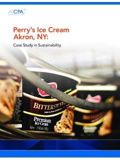 Perry's Ice Cream Akron, NY - aicpa.org