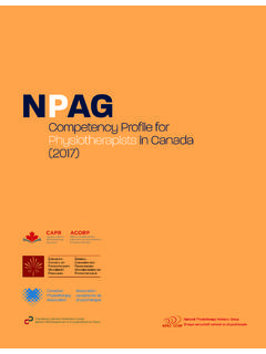 NPAG - Physiotherapy Alberta