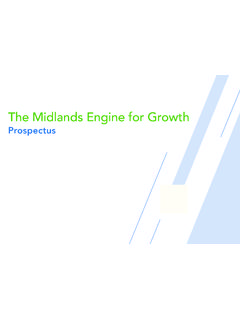 The Midlands Engine for Growth - …