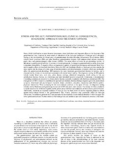 Review article - Home page of Journal of Physiology and ...