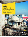 India insurance - Building a better working world - EY