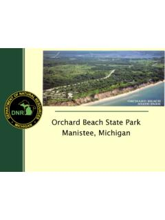 Slideshow of Orchard Beach State Park - DNR