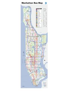Manhattan Bus Map - new.mta.info