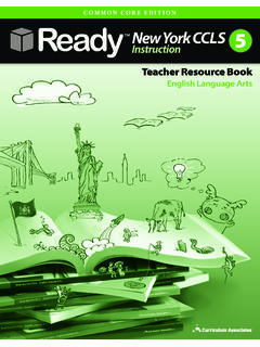 Common Core edition New York CCLS 5 - …