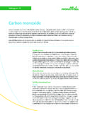 Carbon monoxide - Air Products & Chemicals