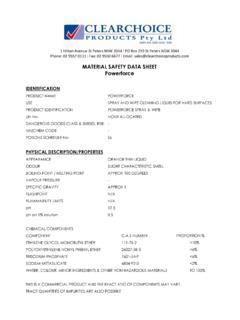Material Safety Data Sheet Austtrans Com Material Safety Data Sheet Austtrans Com Pdf Pdf4pro